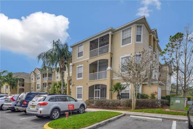 2310 Silver Palm Drive #105, Kissimmee, FL 34747 (MLS #O5841309) :: Bustamante Real Estate