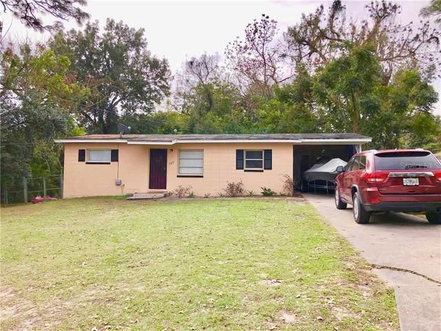 309 Areca Street, Fruitland Park, FL 34731 (MLS #O5841486) :: Griffin Group