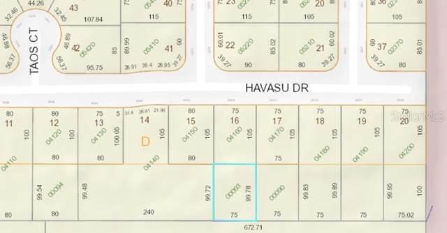 Havasu Drive, Orlando, FL 32829 (MLS #O5841501) :: 54 Realty