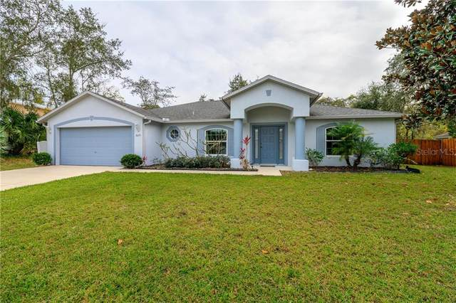 3675 Hickory Park Drive, Titusville, FL 32780 (MLS #O5841537) :: The Price Group