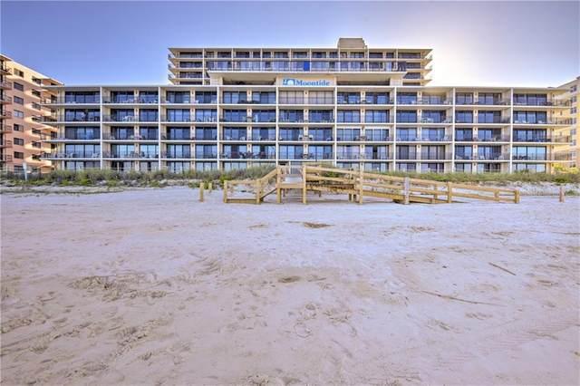 4139 S Atlantic Avenue B802, New Smyrna Beach, FL 32169 (MLS #O5842134) :: Florida Life Real Estate Group