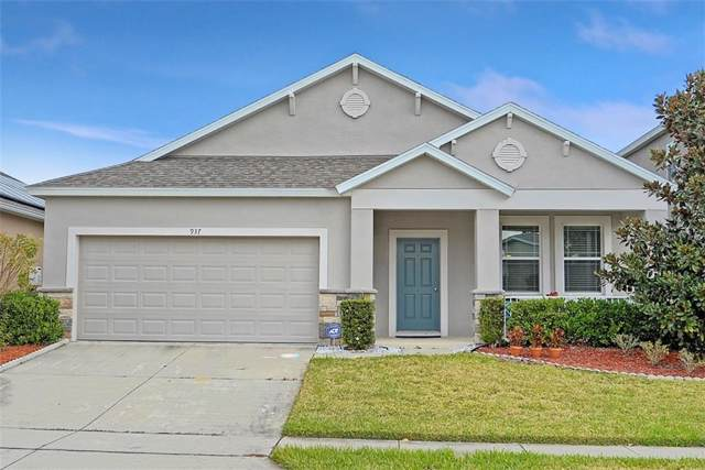 937 Berry Leaf Court, Apopka, FL 32703 (MLS #O5842159) :: Rabell Realty Group