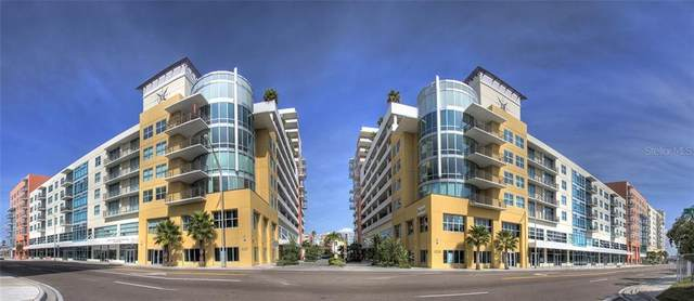 1208 E Kennedy Boulevard #820, Tampa, FL 33602 (MLS #O5842335) :: The Duncan Duo Team