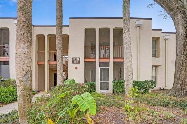 518 Orange Drive #22, Altamonte Springs, FL 32701 (MLS #O5842352) :: Delta Realty Int
