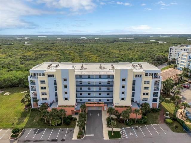 5300 S Atlantic Avenue #17307, New Smyrna Beach, FL 32169 (MLS #O5842378) :: BuySellLiveFlorida.com