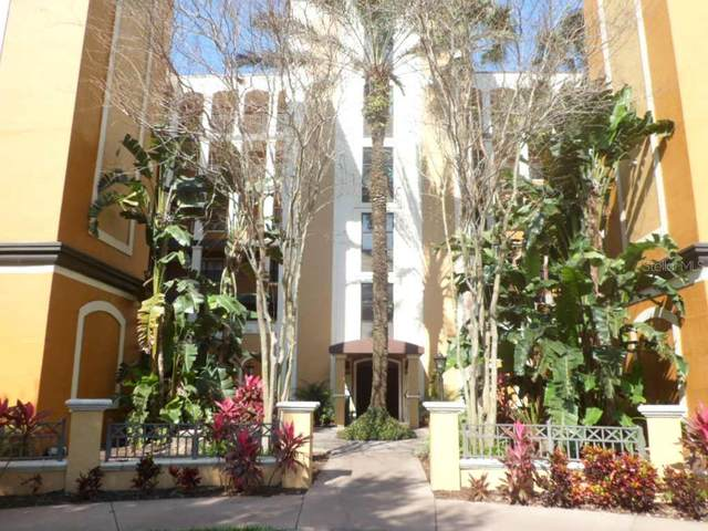 12539 Floridays Resort Drive #105, Orlando, FL 32821 (MLS #O5842429) :: The Light Team