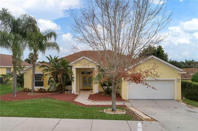 11942 Willow Grove Lane, Clermont, FL 34711 (MLS #O5842718) :: The Dora Campbell Team
