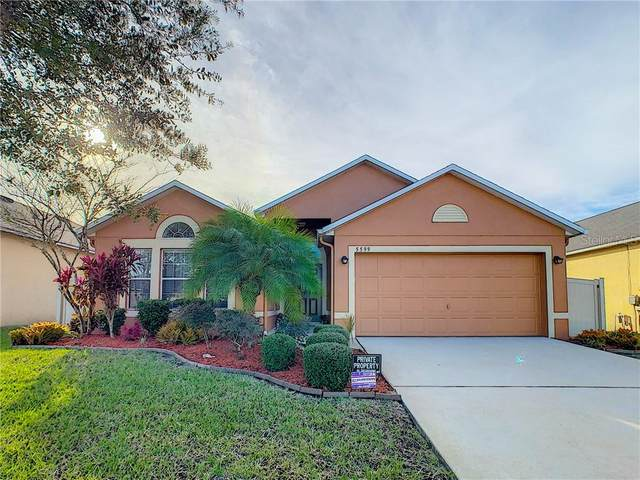 5599 Sycamore Canyon Drive, Kissimmee, FL 34758 (MLS #O5842857) :: Burwell Real Estate