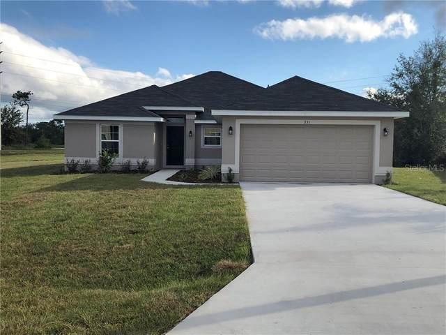 427 Brookfield Drive, Kissimmee, FL 34758 (MLS #O5843042) :: The Light Team