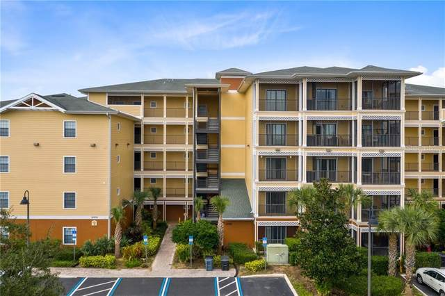 3050 Pirates Retreat Court #409, Kissimmee, FL 34747 (MLS #O5843048) :: 54 Realty