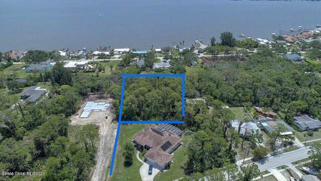 163x Newfound Harbor Drive, Merritt Island, FL 32952 (MLS #O5843083) :: Delgado Home Team at Keller Williams
