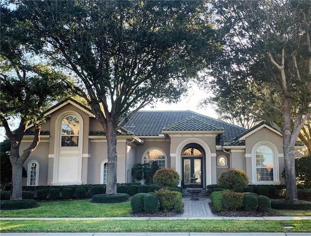 4945 Kensington Park Boulevard, Orlando, FL 32819 (MLS #O5843117) :: Cartwright Realty