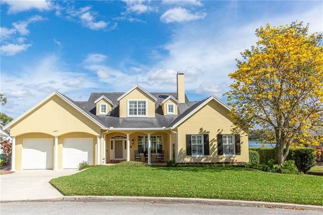 1807 Barker Drive, Winter Park, FL 32789 (MLS #O5843165) :: Team Bohannon Keller Williams, Tampa Properties