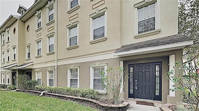 10144 Arbor Run Drive #41, Tampa, FL 33647 (MLS #O5843247) :: Team Bohannon Keller Williams, Tampa Properties