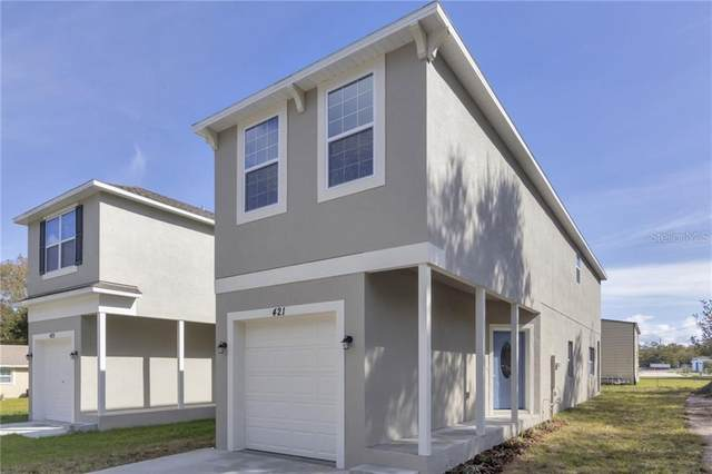 421 Finley Avenue, Kissimmee, FL 34741 (MLS #O5843452) :: The Robertson Real Estate Group