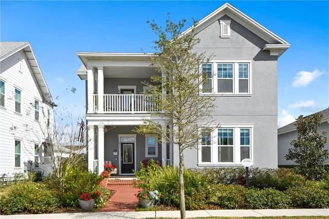 977 Pawley Way, Winter Garden, FL 34787 (MLS #O5843489) :: Bustamante Real Estate
