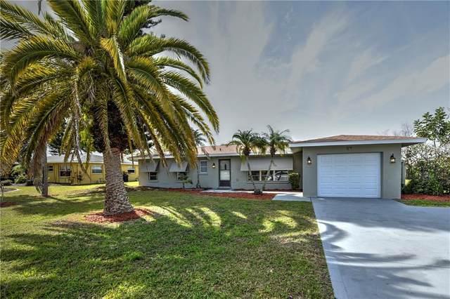 157 Rotonda Circle, Rotonda West, FL 33947 (MLS #O5843573) :: The A Team of Charles Rutenberg Realty
