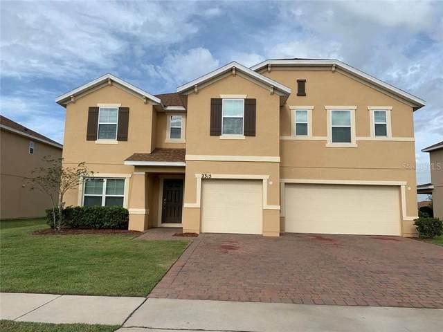 2315 Ballard Cove Road, Kissimmee, FL 34758 (MLS #O5843718) :: Andrew Cherry & Company