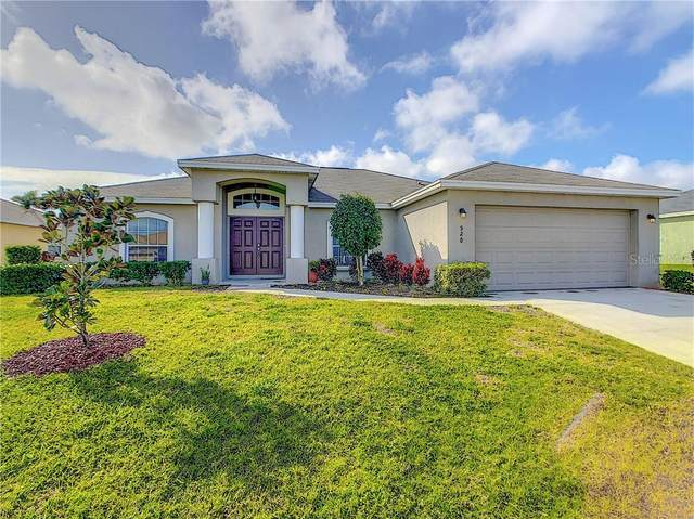 520 Pheasant Drive, Haines City, FL 33844 (MLS #O5843793) :: Gate Arty & the Group - Keller Williams Realty Smart