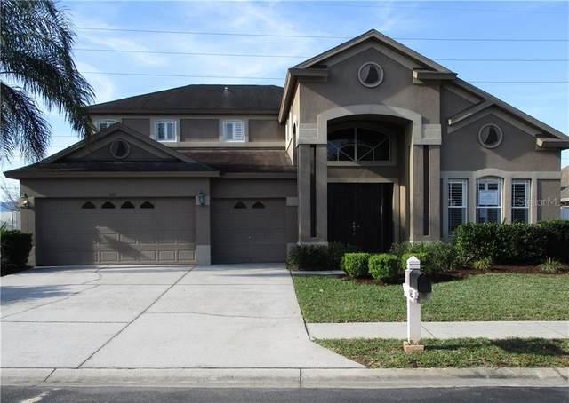 4165 Copper Hill Drive, Spring Hill, FL 34609 (MLS #O5843797) :: The Heidi Schrock Team