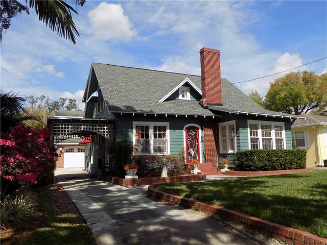 711 E Ridgewood Street, Orlando, FL 32803 (MLS #O5843867) :: Rabell Realty Group