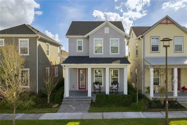 9326 Merrifield Street, Orlando, FL 32827 (MLS #O5843945) :: Cartwright Realty