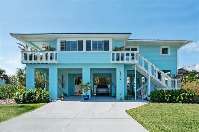6562 Turtlemound Road, New Smyrna Beach, FL 32169 (MLS #O5843973) :: The Light Team