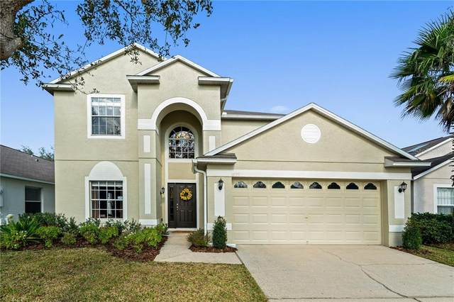 1899 Hammock Moss Drive, Orlando, FL 32820 (MLS #O5844001) :: The Duncan Duo Team
