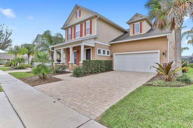 8737 Peachtree Park Court, Windermere, FL 34786 (MLS #O5844145) :: Bustamante Real Estate