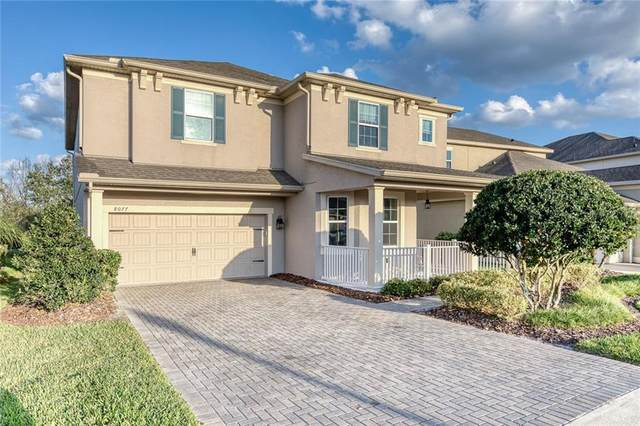 8077 Pleasant Pine Circle, Winter Park, FL 32792 (MLS #O5844184) :: GO Realty