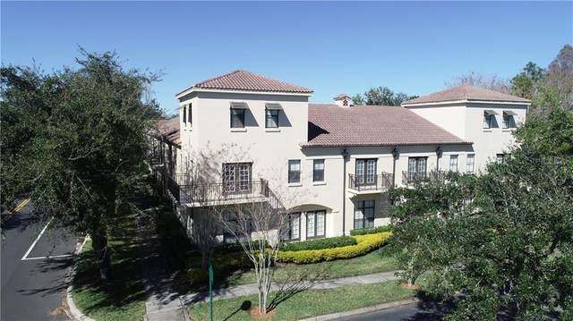 917 Waterside Lane #203, Celebration, FL 34747 (MLS #O5844260) :: Bustamante Real Estate