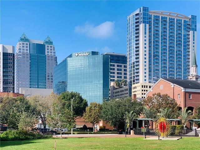 155 S Court Avenue #1211, Orlando, FL 32801 (MLS #O5844279) :: Griffin Group