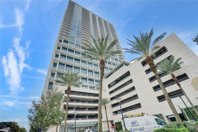 150 E Robinson St #1601 #1601, Orlando, FL 32801 (MLS #O5844306) :: Rabell Realty Group