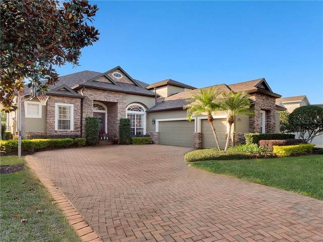 11584 Claymont Circle, Windermere, FL 34786 (MLS #O5844329) :: The Duncan Duo Team