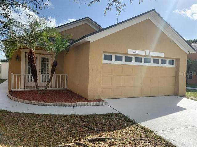 2101 Jessa Drive, Kissimmee, FL 34743 (MLS #O5844390) :: Cartwright Realty