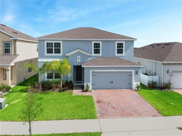 1389 Garrett Gilliam Drive, Ocoee, FL 34761 (MLS #O5844448) :: RE/MAX Premier Properties