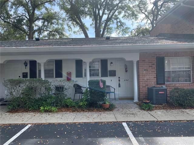444 Cherrywood Gardens Drive #444, Maitland, FL 32751 (MLS #O5844510) :: Team Borham at Keller Williams Realty