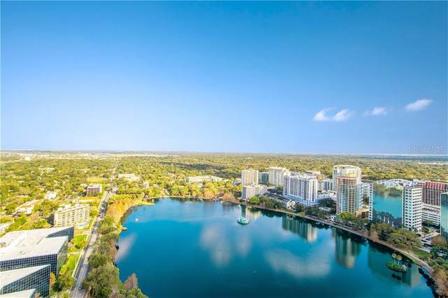 150 E Robinson Street #3407, Orlando, FL 32801 (MLS #O5844530) :: The Duncan Duo Team
