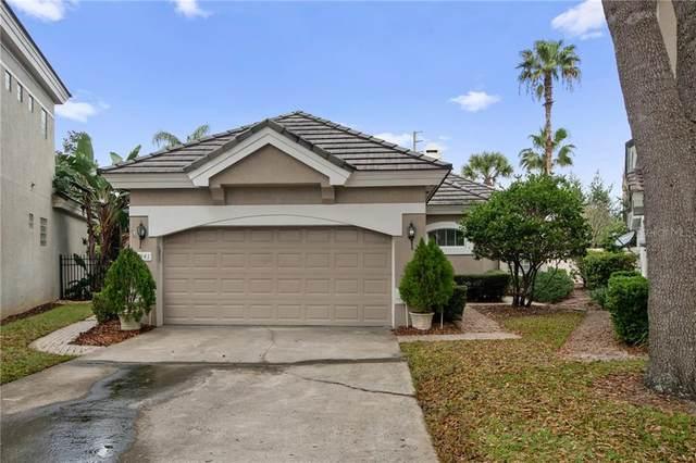 8341 Foxworth Circle #18, Orlando, FL 32819 (MLS #O5844534) :: 54 Realty