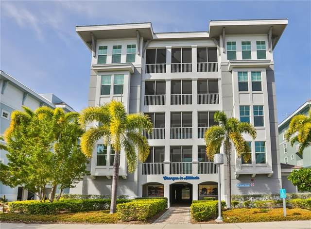 392 Aruba Circle #101, Bradenton, FL 34209 (MLS #O5844589) :: The Paxton Group