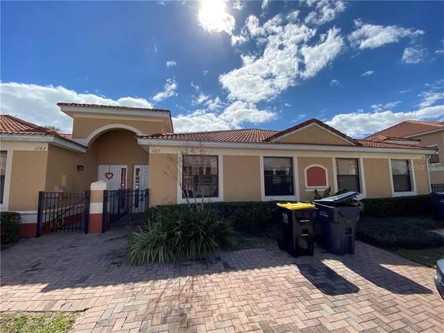 1167 Chervil Drive, Poinciana, FL 34759 (MLS #O5844600) :: Lockhart & Walseth Team, Realtors