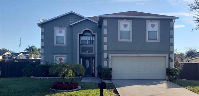 352 Milford Street, Davenport, FL 33897 (MLS #O5844680) :: Gate Arty & the Group - Keller Williams Realty Smart
