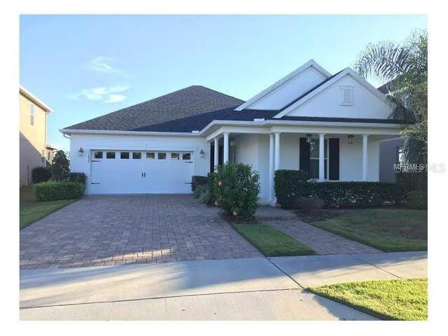 11828 Chateaubriand Avenue, Orlando, FL 32836 (MLS #O5844807) :: GO Realty