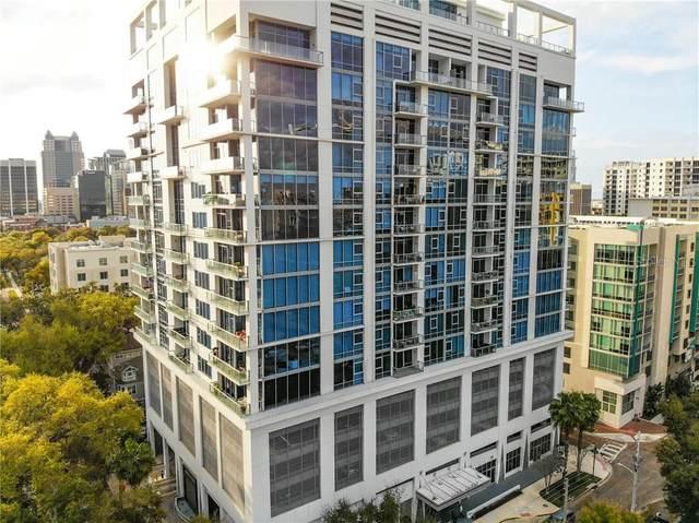 260 S Osceola Avenue #1404, Orlando, FL 32801 (MLS #O5844837) :: Team Bohannon Keller Williams, Tampa Properties