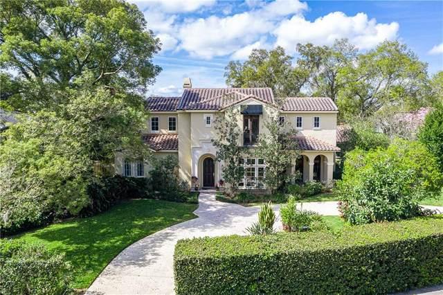 2351 Via Tuscany, Winter Park, FL 32789 (MLS #O5844861) :: The Robertson Real Estate Group
