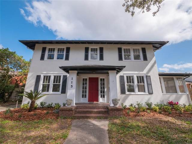 115 S Brown Avenue, Orlando, FL 32801 (MLS #O5844952) :: Florida Real Estate Sellers at Keller Williams Realty