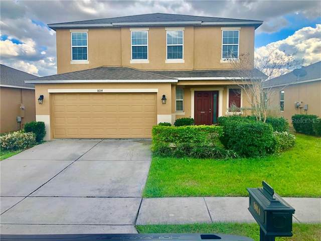 8014 Page Court, Haines City, FL 33844 (MLS #O5844994) :: Rabell Realty Group