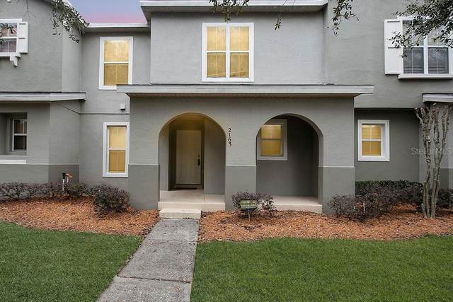 2163 Glossy Privet Drive, Orlando, FL 32828 (MLS #O5845060) :: Griffin Group
