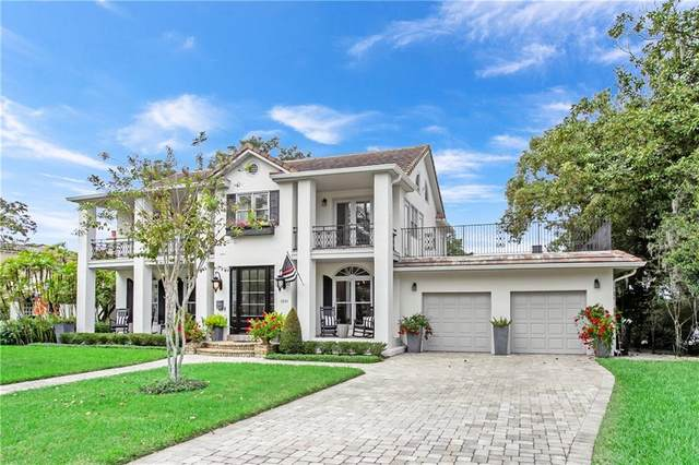 1241 Spring Lake Drive, Orlando, FL 32804 (MLS #O5845161) :: Rabell Realty Group