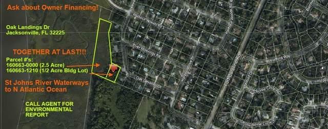 0 Oak Landings Drive, Jacksonville, FL 32225 (MLS #O5845183) :: Rabell Realty Group